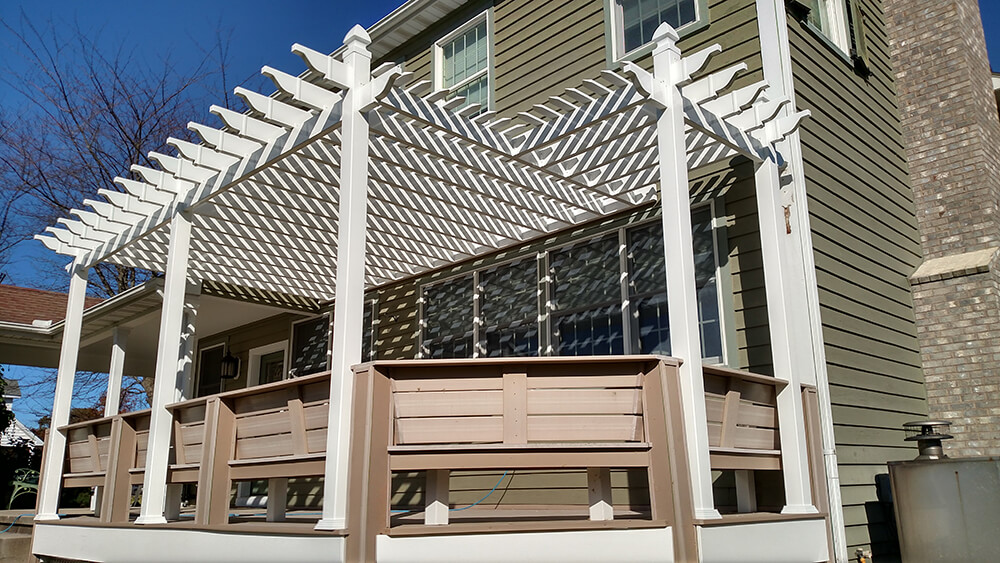 Decks, Fencing, and Siding